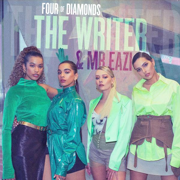 Four Of Diamonds - The Writer