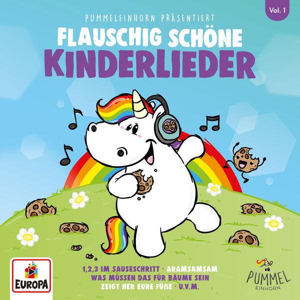 Lena, Felix & die Kita-Kids - Pummeleinhorn präsentiert flauschig schöne Kinderlieder