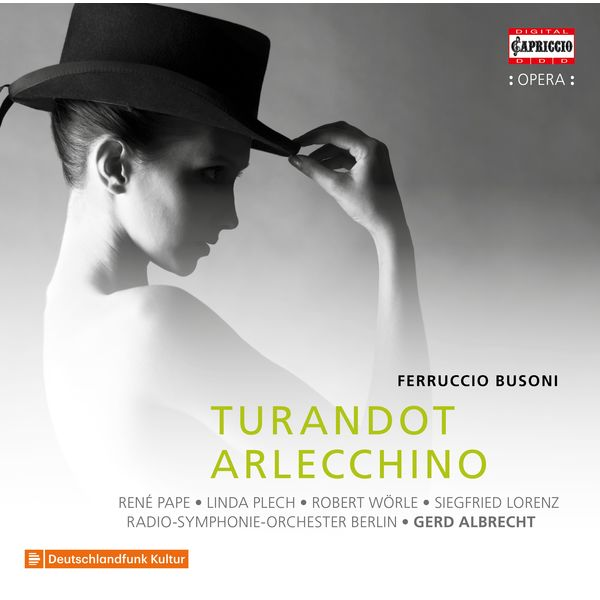 Radio-Symphonie-Orchester Berlin - Busoni: Turandot & Arlecchino