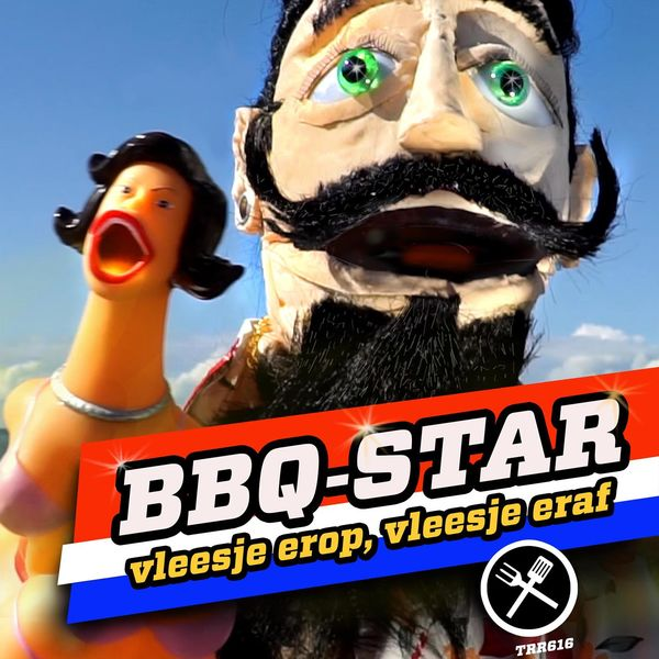 BBQ Star - Vleesje erop Vleesje eraf
