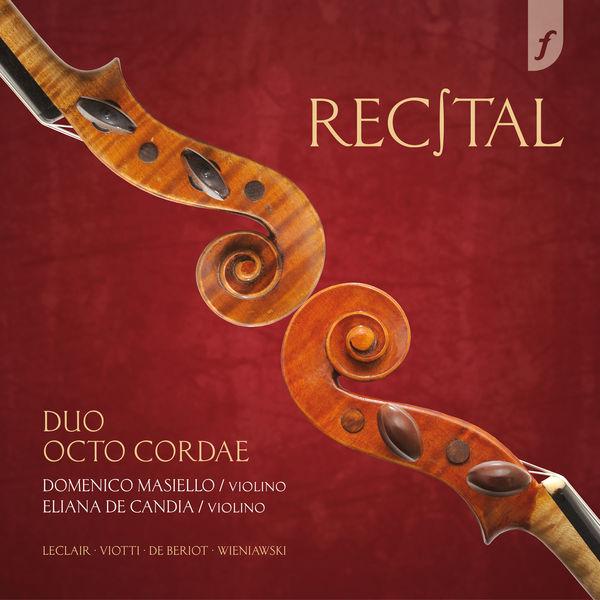 Duo Octo Cordae - Recital