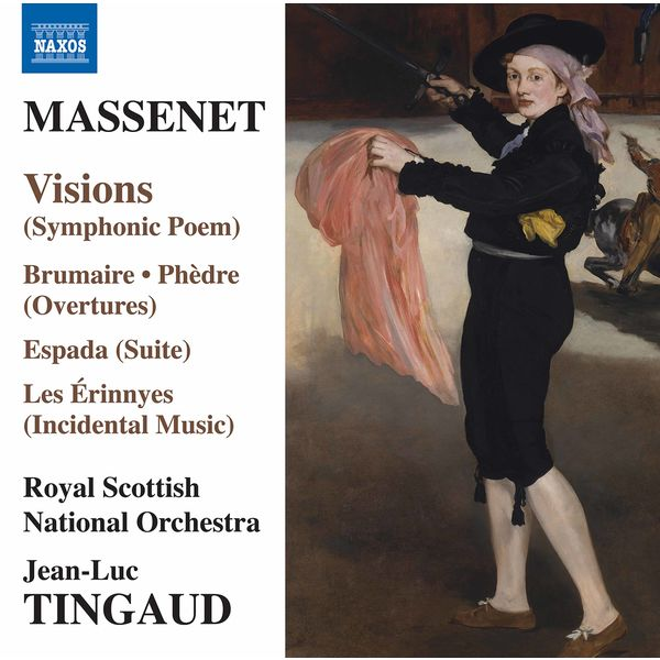 The Royal Scottish National Orchestra - Massenet: Orchestral Works