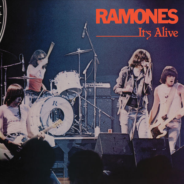 Ramones - It's Alive (Live) [40th Anniversary Deluxe Edition] (2019) LEAK ALBUM