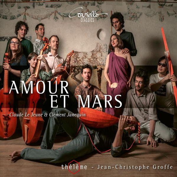 Thélème, Jean-Christophe Groffe - Amour et Mars