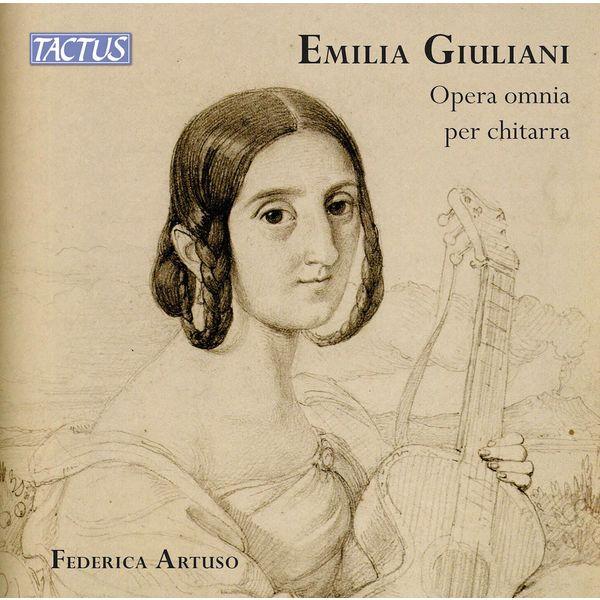 Federica Artuso - Giuliani-Guglielmi: Complete Guitar Works