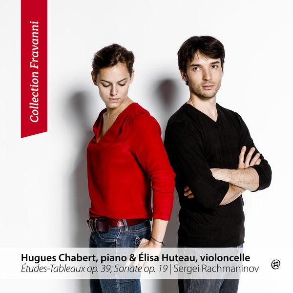 Elisa Huteau - Rachmaninov: Études-Tableaux, Op. 39, Sonate, Op. 19