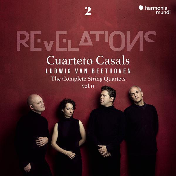 Cuarteto Casals - Beethoven: Revelations, 2