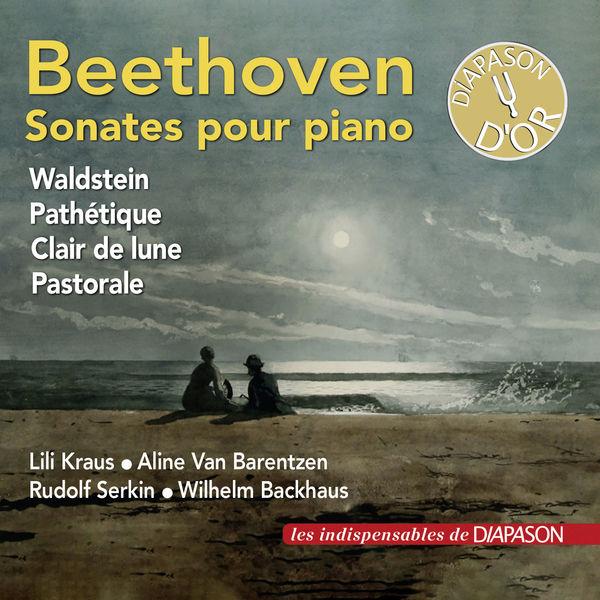 Lili Kraus - Beethoven: Sonates pour piano (Waldstein, Pathétique, Clair de lune & Pastorale)