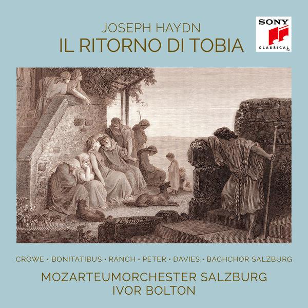 Ivor Bolton - Il ritorno di Tobia, Hob. XXI:1/Part II/No. 10b, Come se a voi parlasse (Aria)