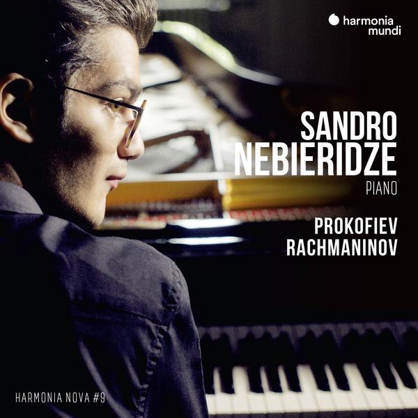 Sandro Nebieridze - Sandro Nebieridze - Prokofiev & Rachmaninov - harmonia nova #9