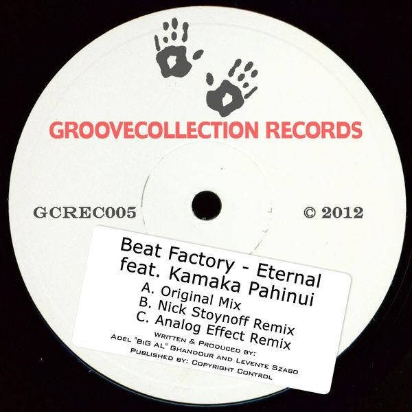 Beat Factory - Eternal