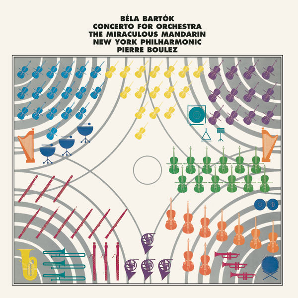 Pierre Boulez|Bartók: Concerto for Orchestra/The Miraculous Mandarin