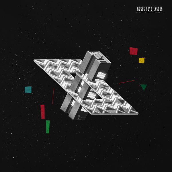 Moses Boyd - Frontline (feat. Kevin Haynes Grupo Elegua)
