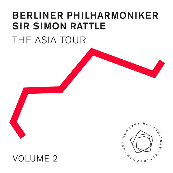 Berliner Philharmoniker - The Asia Tour, Vol. 2