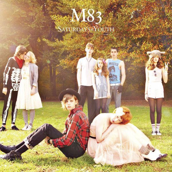 M83 - Saturdays = Youth