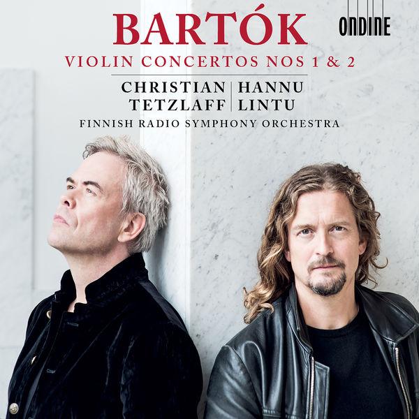 Christian Tetzlaff - Bartók : Violin Concertos Nos. 1 & 2