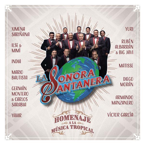 Sonora Santanera - Homenaje a la Música Tropical (En Vivo)
