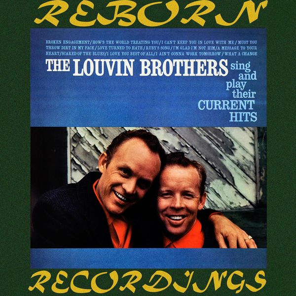 The Louvin Brothers - Sing and Play Their Current Hits (HD Remastered)