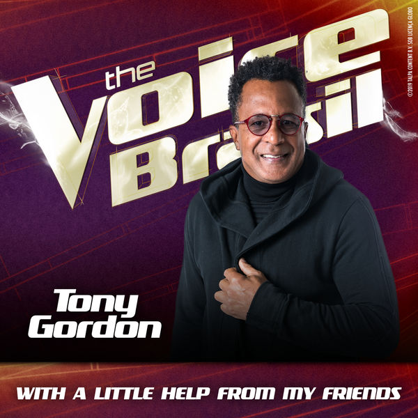 Tony Gordon - With A Little Help From My Friends