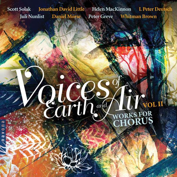 Vox Futura - Voices of Earth & Air, Vol. 2