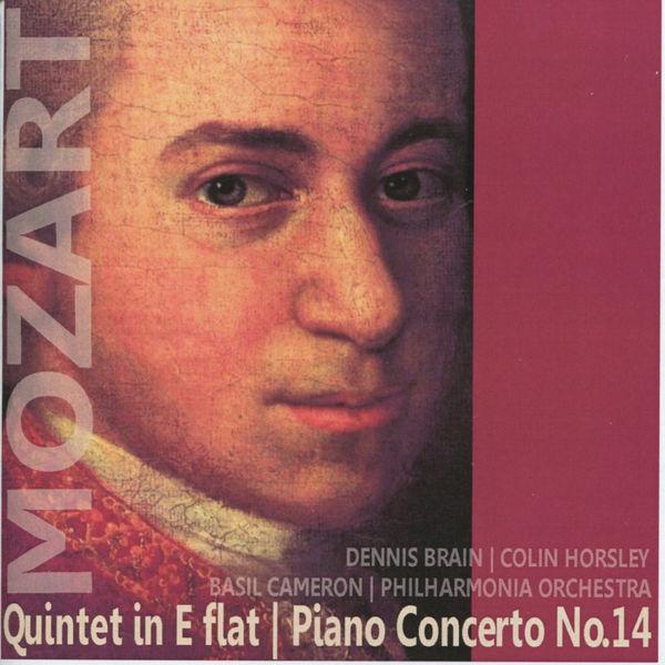 Dennis Brain - Mozart: Quintet in E-Flat & Piano Concerto No. 14