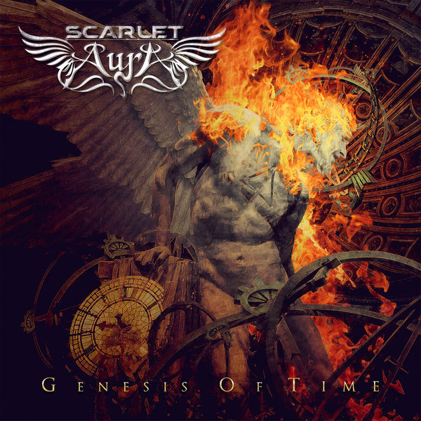 Scarlet Aura - In the Line of Fire