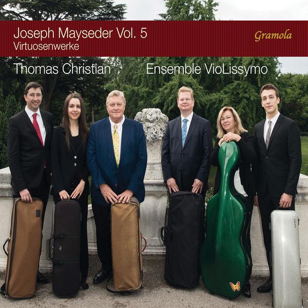 Ensemble VioLissymo - Joseph Mayseder: Virtuosenwerke, Vol. 5
