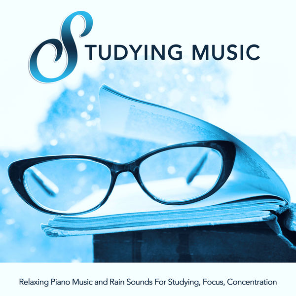 Album Studying Music: Relaxing Piano Music and Rain Sounds