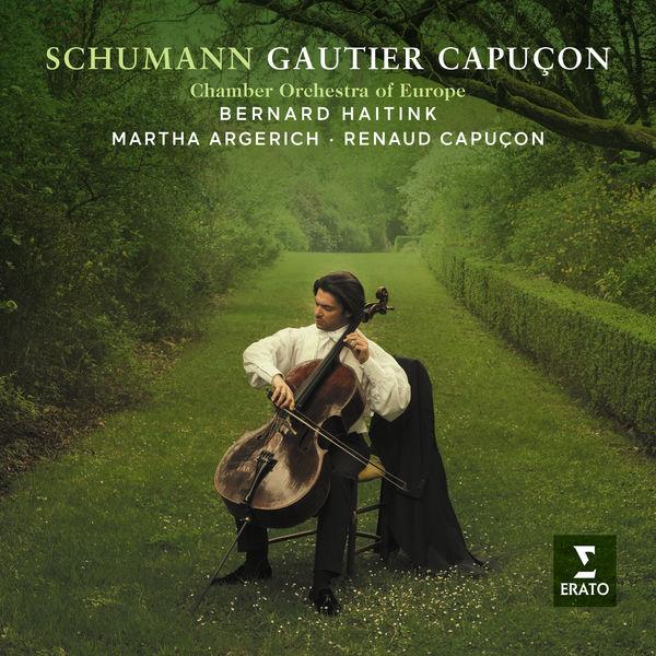 Gautier Capuçon - Schumann : Cello Concerto & Chamber Works (Live)