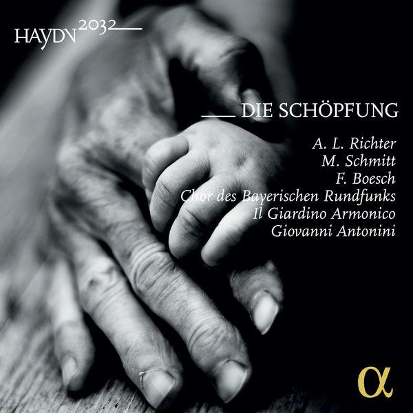 Il Giardino Armonico - Haydn : Die Schöpfung