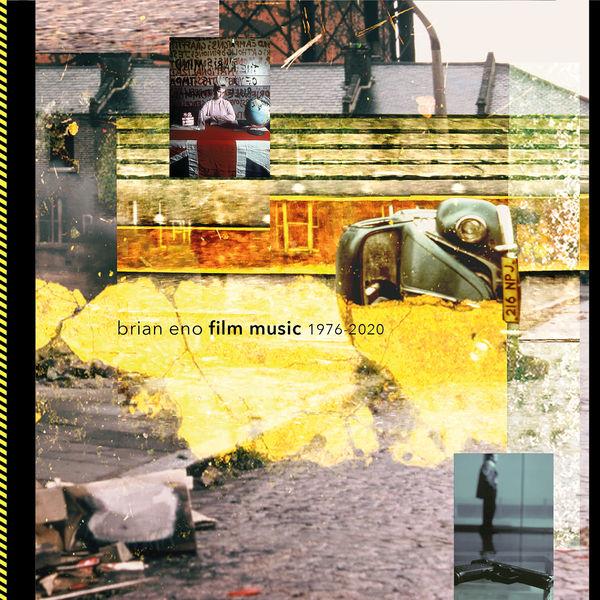 Brian Eno - Brian Eno - Film Music 1976 ~ 2020