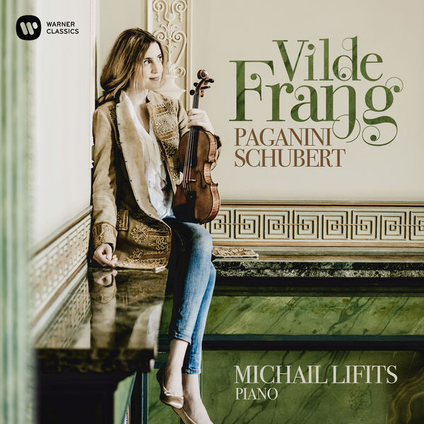 Vilde Frang - Paganini & Schubert : Works for Violin & Piano