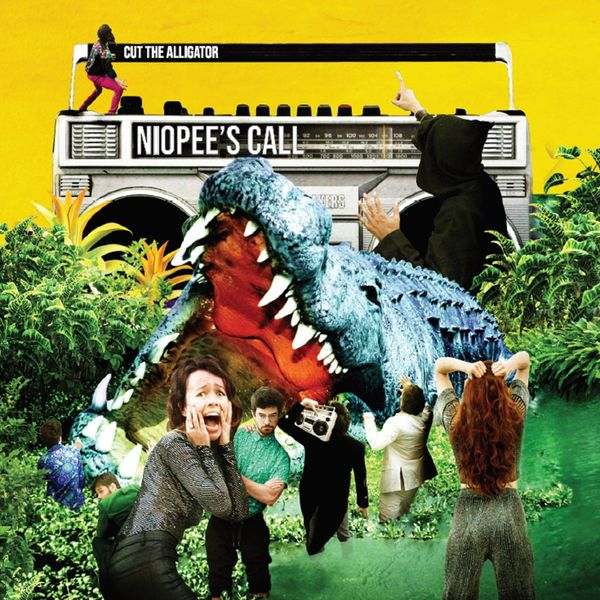 Cut the Alligator - Unseen Faces