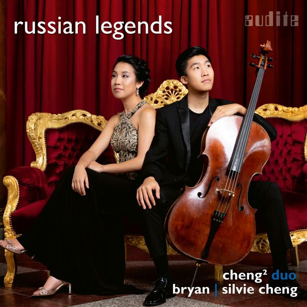 Cheng² Duo - Russian Legends (A short story of Russian Cello Music)