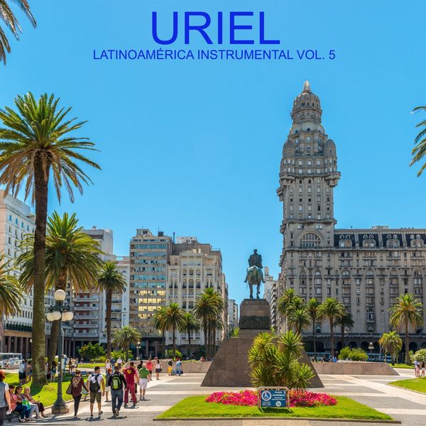 Uriel - Latinoamerica Instrumental Vol 5