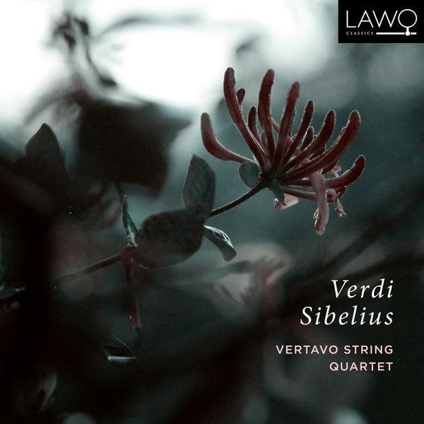 Vertavo String Quartet String Quartet in E Minor: III. Prestissimo