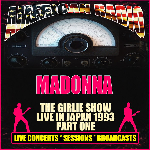 Madonna - The Girlie Show Live in Japan 1993- Part One