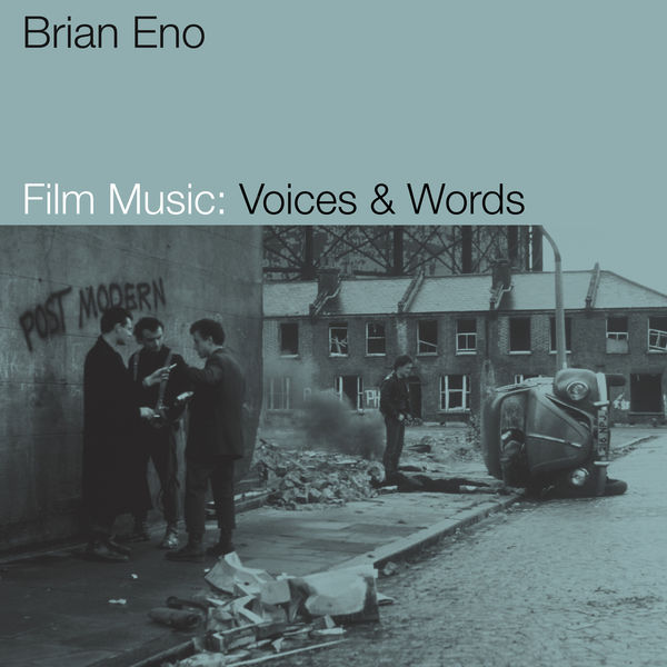 Brian Eno - Film Music: Voices & Words