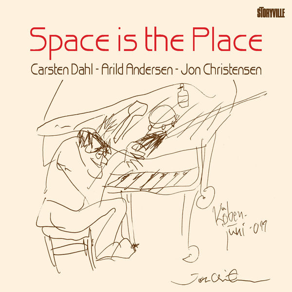 Carsten Dahl - Space Is the Place