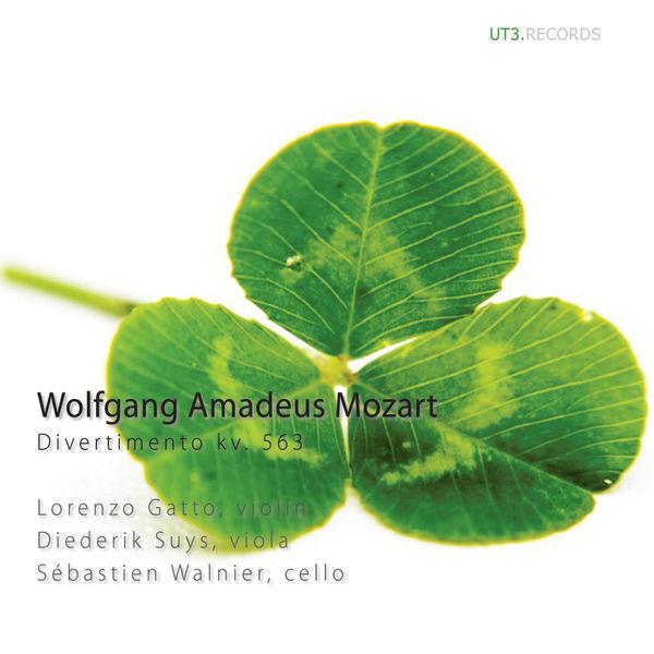 Lorenzo Gatto - Wolfgang Amadeus Mozart: Divertimento, KV563