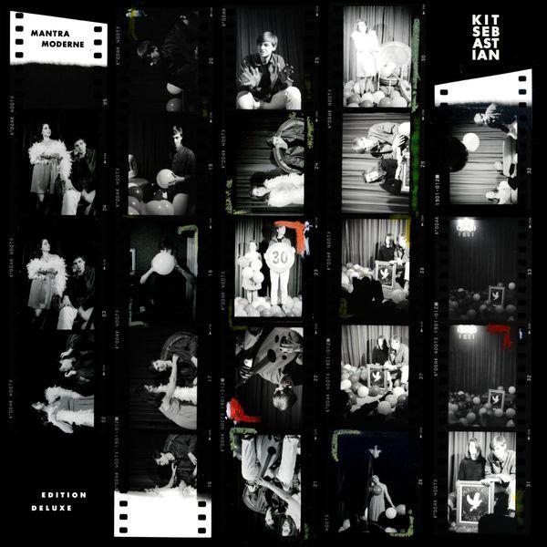 Kit Sebastian, Halal Cool J, Natureboy Flako - Mantra Moderne (Deluxe Edition)