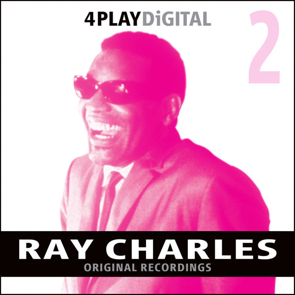 Ray Charles - Kiss-A Me Baby - 4 Track EP
