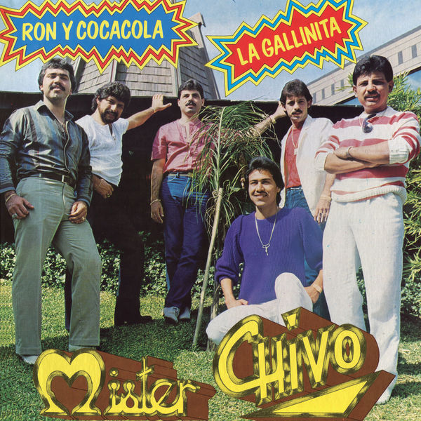 Mister Chivo - Ron Y Coca Cola