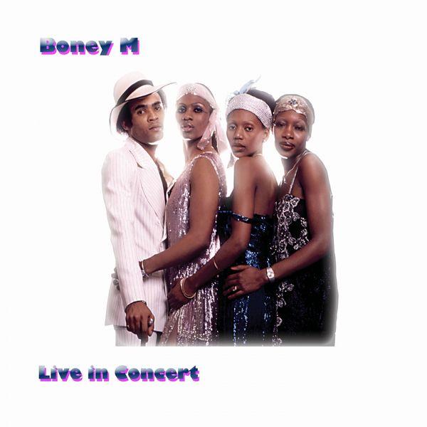 Boney M. - Boney M (Live in Concert)