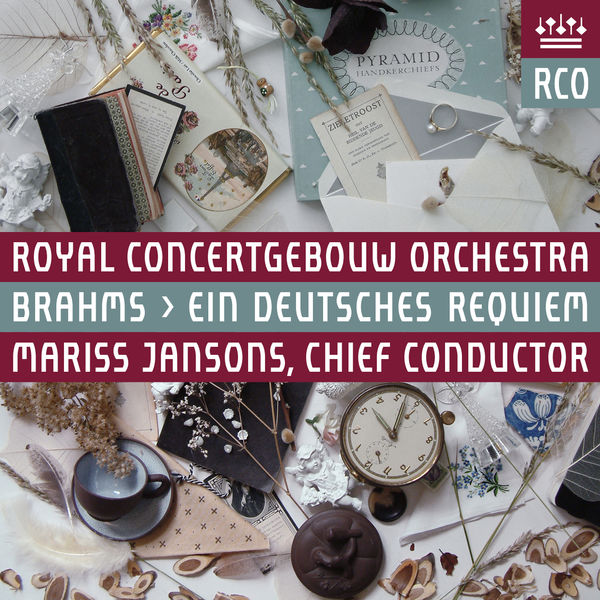 Royal ConcertgebouwOrchestra - Brahms: Ein deutsches Requiem (Live)