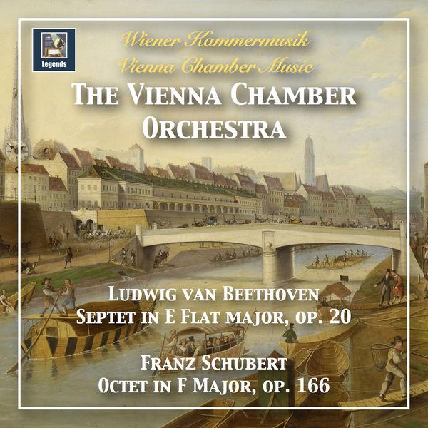 Vienna Chamber Orchestra - Vienna Chamber Music: Ludwig van Beethoven & Franz Schubert