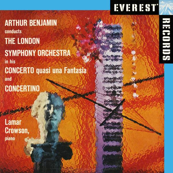 Arthur Benjamin Concerto Quasi Una Fantasia / Concertino