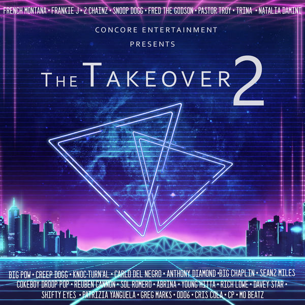 Various Artists - The Takeover 2