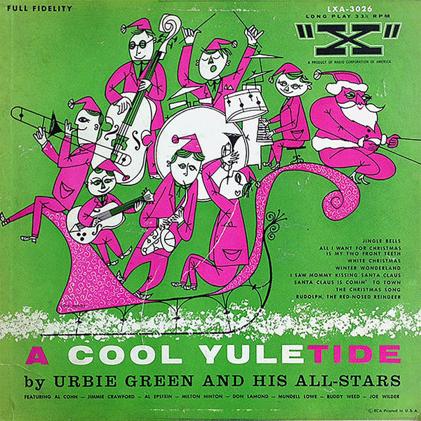 Urbie Green - A Cool Yuletide (Remastered 2018)