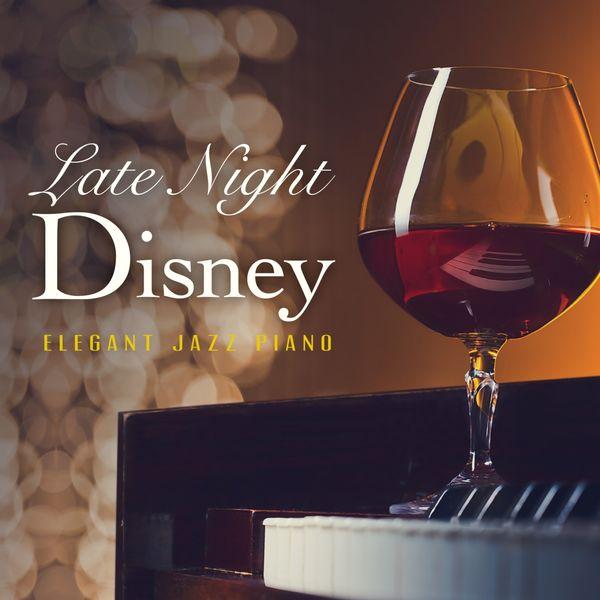 Eximo Blue - Late Night Disney - Elegant Jazz Piano